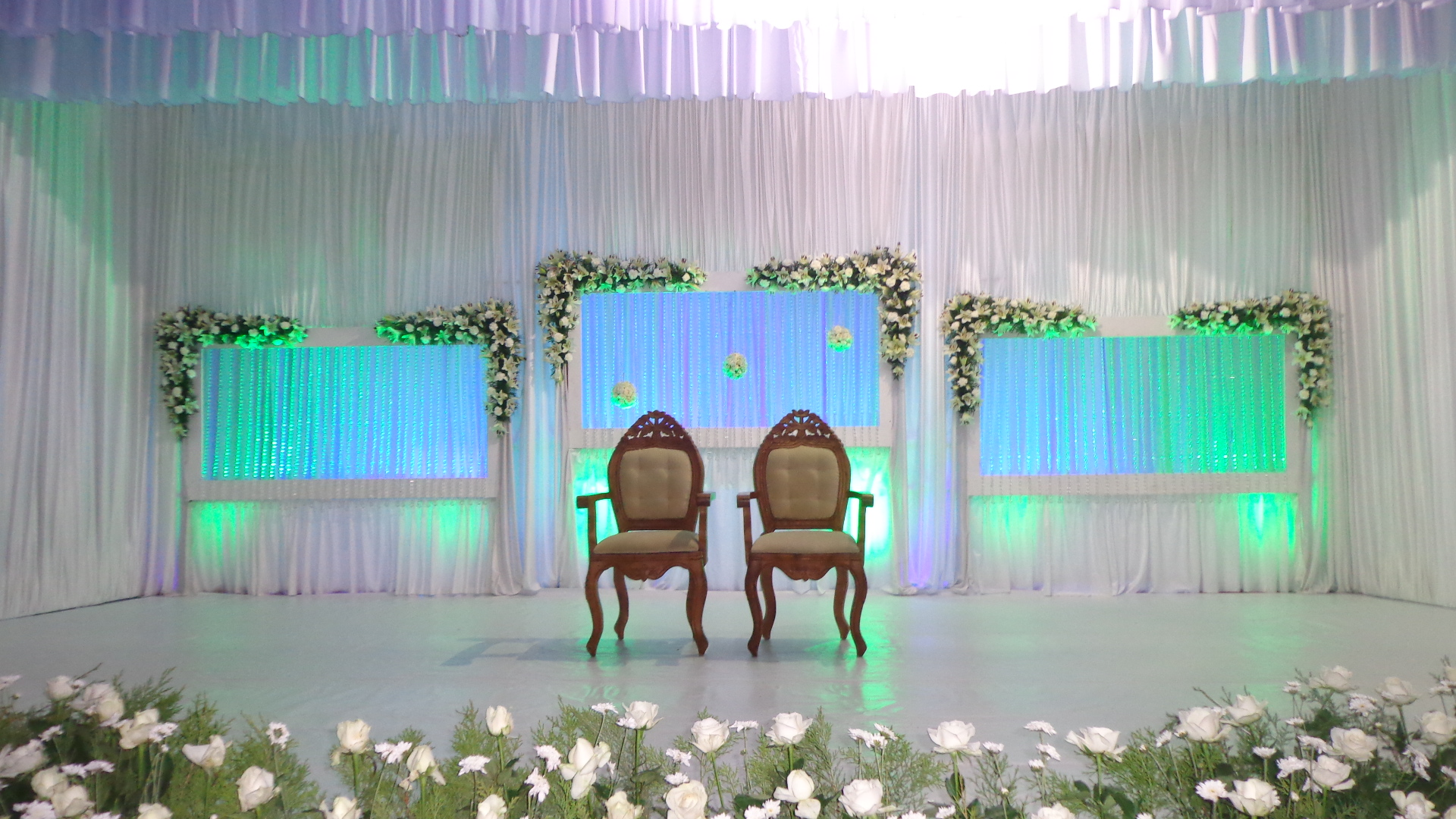 decorations stage decor decoration wedding planners cabbon reception